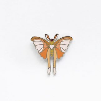 Studio Roof Fashion Pin Comet Butterfly