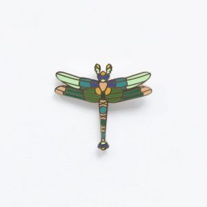 Studio Roof Fashion Pin Dragonfly