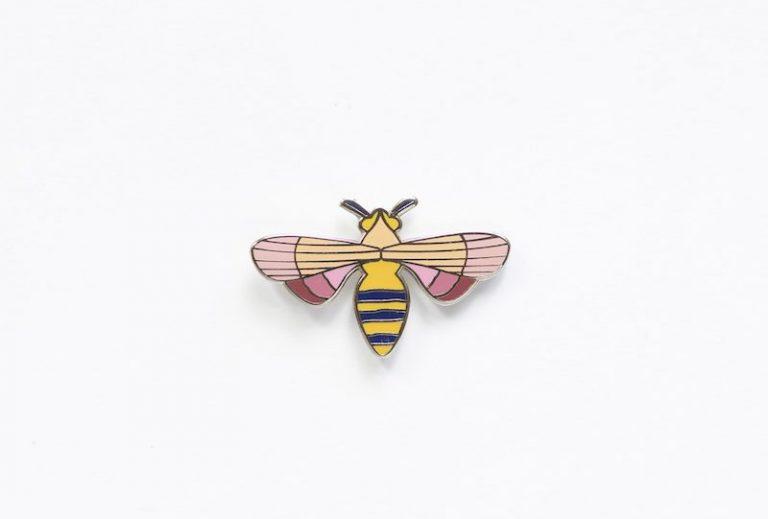 Studio Roof Fashion Pin Honey Bee