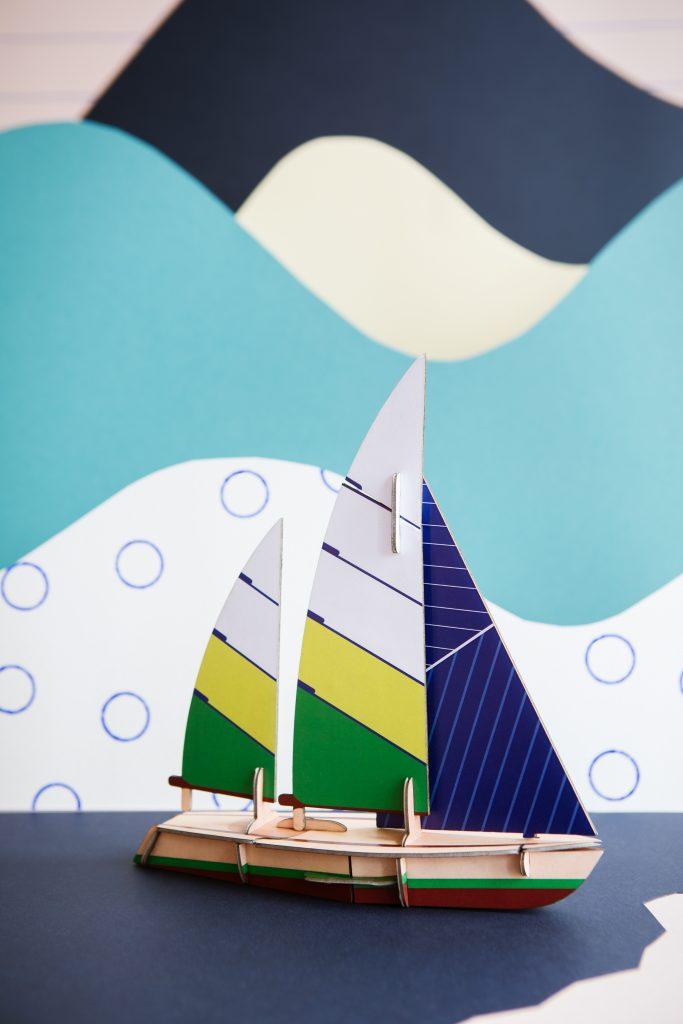 Studio Roof Cool Classic Boat Beaufort