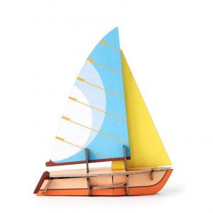 Studio Roof Cool Classic Boat Mousquetaire