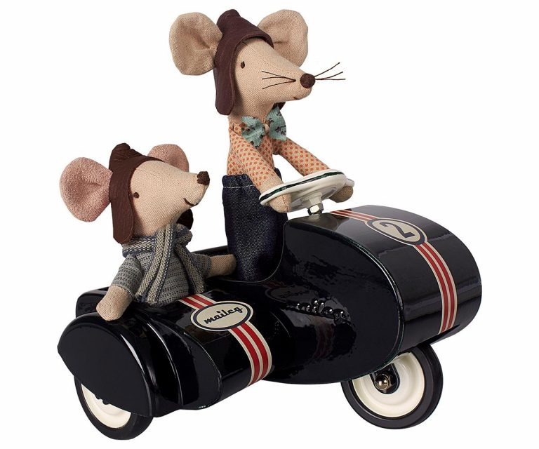 Maileg Mouse Racer