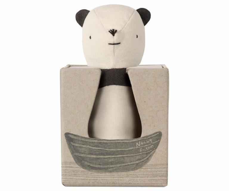 Maileg Rattle Panda