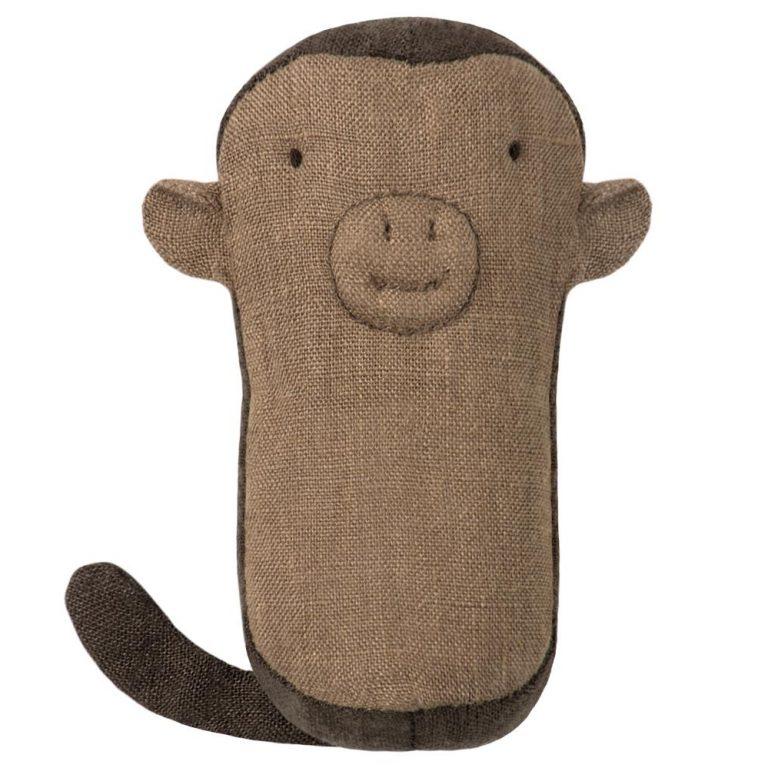 Maileg Rattle Monkey