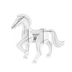 Studio Roof DIY Horse