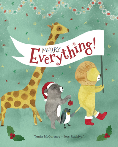 Merry Everything Christmas Book