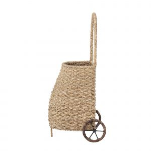 Bloomingville Mini Caitanya Trolley Rattan