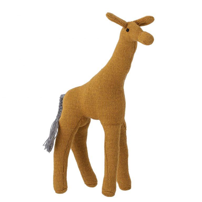 Bloomingville Mini Haldora Giraffe Rattle
