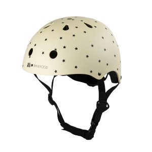 Banwood Helmet Bonton x Banwood Cream