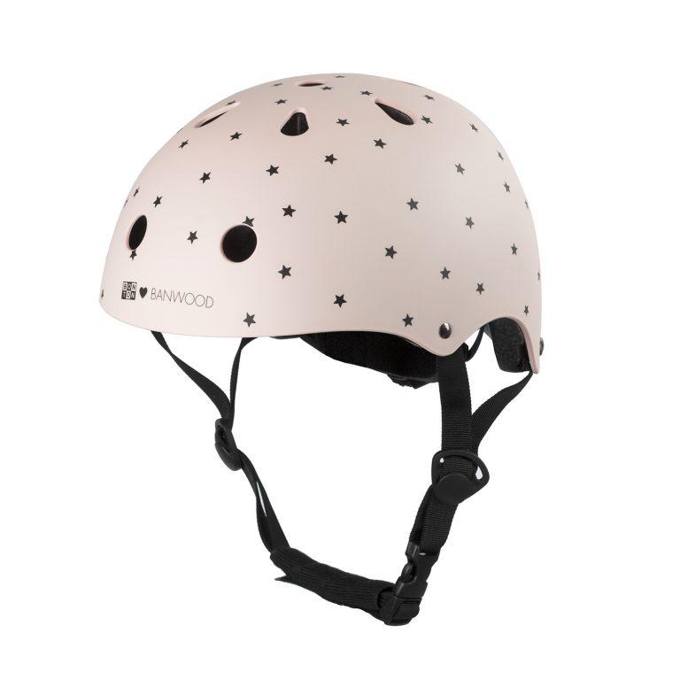 Banwood Helmet Bonton x Banwood Pink