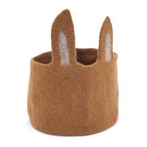 Muskhane Pasu Basket Bunny Mangrove