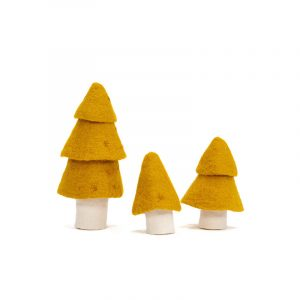Muskhane Christmas Tree Pollen Set of 3