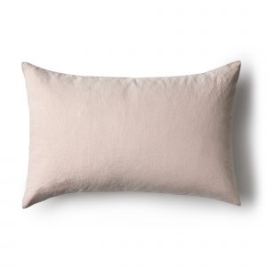 Minimrkt French Flax Linen Standard Pillowcase Primrose