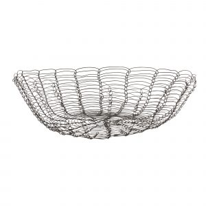 Bloomingville Wire Basket Metal