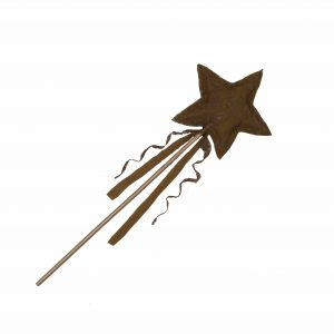 Numero 74 Carolina Star Wand Gold