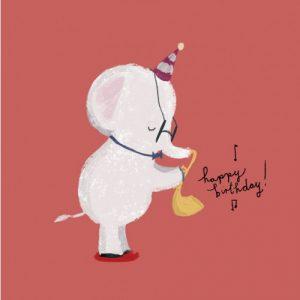 Jesses Mess Happy Birthday Card