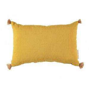 Nobodinoz Sublim Cushion Farniente Yellow