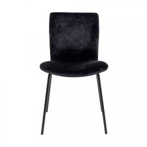 Bloomingville Bloom Dining Chair Black