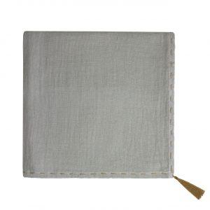 Numero 74 Nana Swaddle Silver Grey