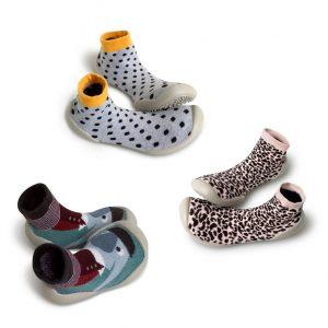 Collegien Slipper Socks Assorted
