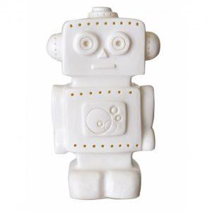 Heico Lamp Robot White