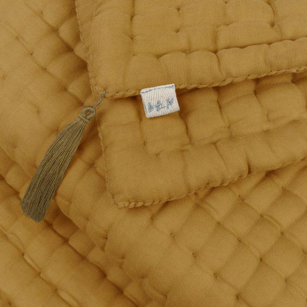 Numero 74 Tatami Quilt Gold