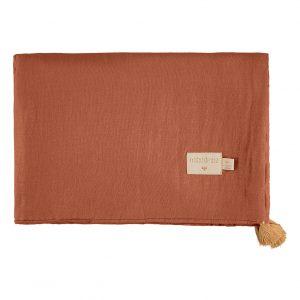 Nobodinoz Treasure Blanket Toffee