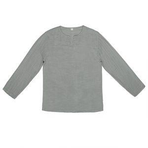Numero 74 Zac Shirt Men's Silver Grey
