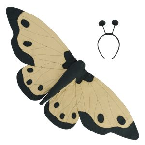 Numero 74 Lucy Butterfly Wings Mellow Yellow